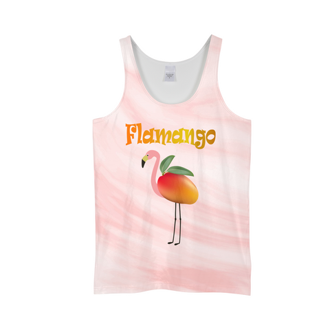 Flamingo Life Flamango Men's Tank - The Flamingo Shop