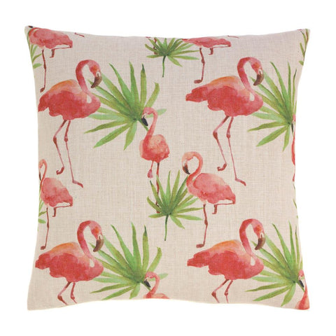 Flamingo Decorative Pillow - The Flamingo Shop