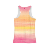 Flamingo Life Pink Sunrise Women's Tank - The Flamingo Shop