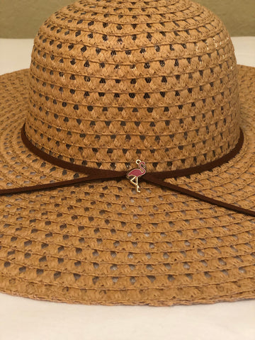 Flamingo Sun Hat - The Flamingo Shop
