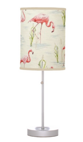 Retro Style Flamingo Lamp - The Flamingo Shop