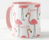 Flamingo Life Mug - The Flamingo Shop