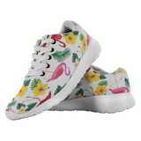 Tropical Flamingo Sneakers - The Flamingo Shop