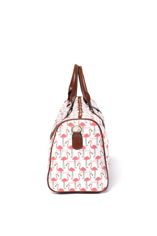 Flamingo Life PInk Flamingos Travel Bag - The Flamingo Shop