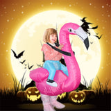 Flamingo Inflatable Costume - Available in Adult and Child Size - The Flamingo Shop