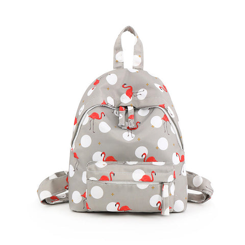 Flamingos Backpack - Multiple Styles - The Flamingo Shop