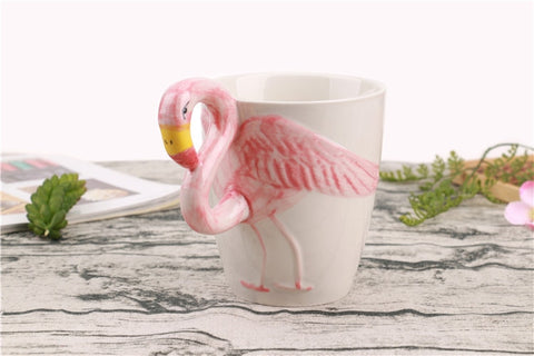 Flamingo Coffee Cup - The Flamingo Shop