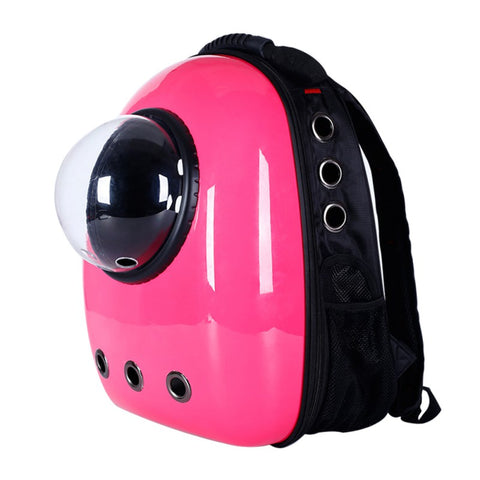 Bubble Window Small Pet Carrier - The Flamingo Shop