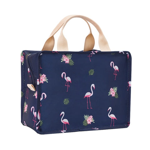 Flamingo Thermal Lunch Bag - The Flamingo Shop
