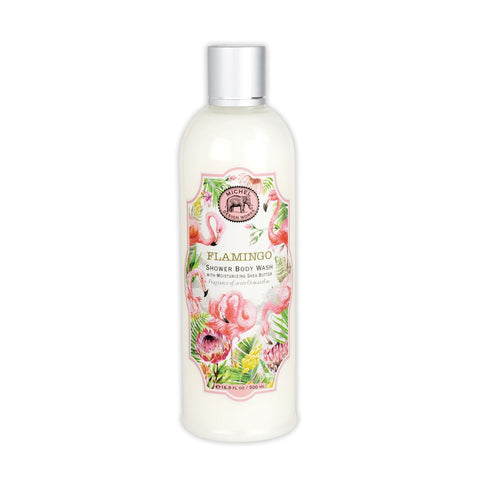 Flamingo Shower Body Wash - The Flamingo Shop