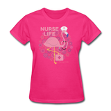 Nurse Life - Flamingo Life T-Shirt - The Flamingo Shop
