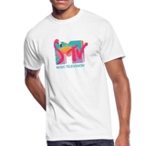 Flamingo MTV Logo Mens T-Shirt - The Flamingo Shop