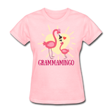 Grammamingo Flamingo Lover's Women's T-Shirt - pink