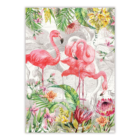 Flamingo Kitchen Towel - The Flamingo Shop
