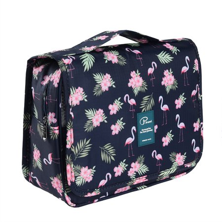 Pink Flamingo Waterproof  Toiletry Bag - The Flamingo Shop