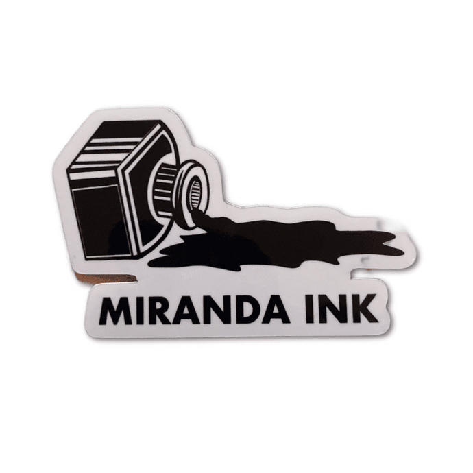 Ink Spill (MIRANDA INK)