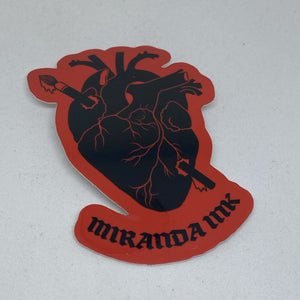 Miranda Ink Heart