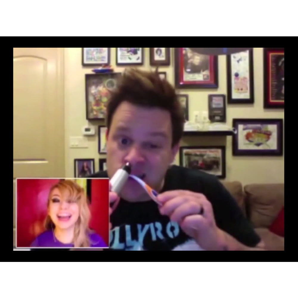 20 minute Skype with Jaret and Kelly