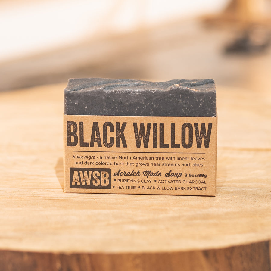 Black Willow Soap Bar