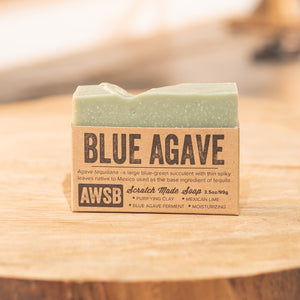 Blue Agave Soap Bar