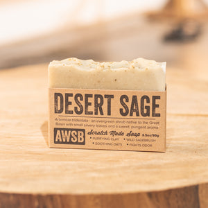 Desert Sage Soap Bar