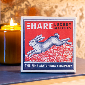 125 Luxury Matches With Vintage Hare Graphic By Archivist #3