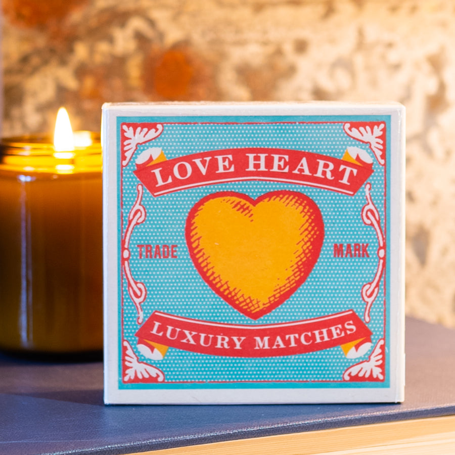 125 Luxury Matches With Vintage Heart Graphic By Archivist #9