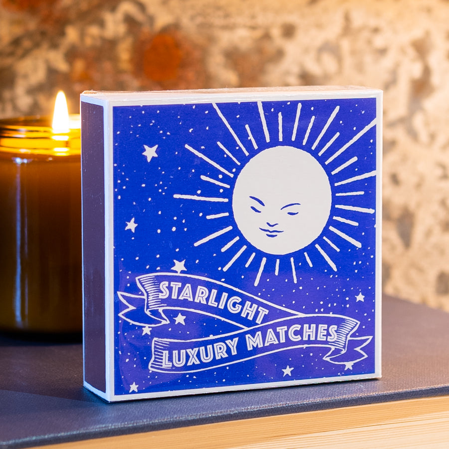 125 Luxury Matches With Starlight Moon Graphic By Archivist #5