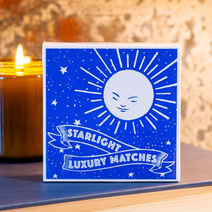 125 Luxury Matches With Starlight Moon Graphic By Archivist
