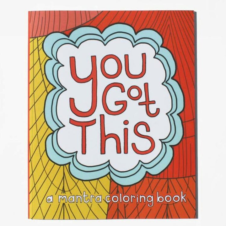 You Got This Coloring Book - Materials & Supplies