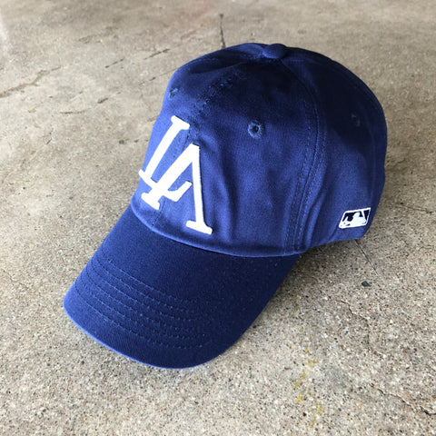 Louis Angeles LA Baseball Dad Cap