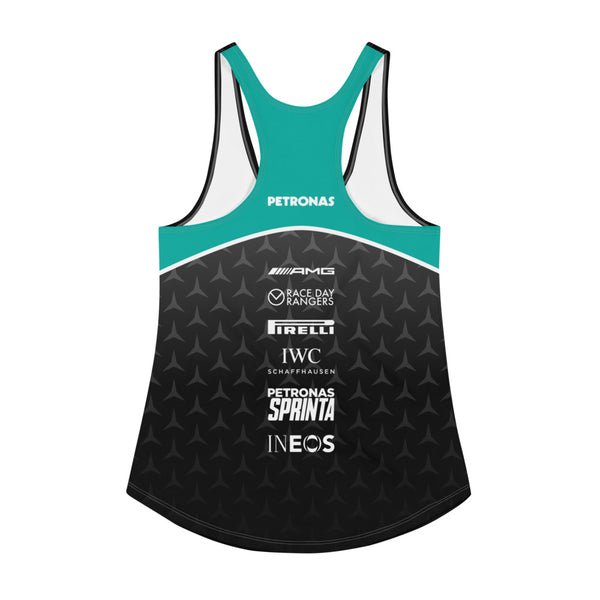 Petronas Racing Women's Performance Running Tank