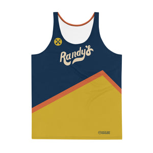 Randy's Donuts Men's Performance Running Tank