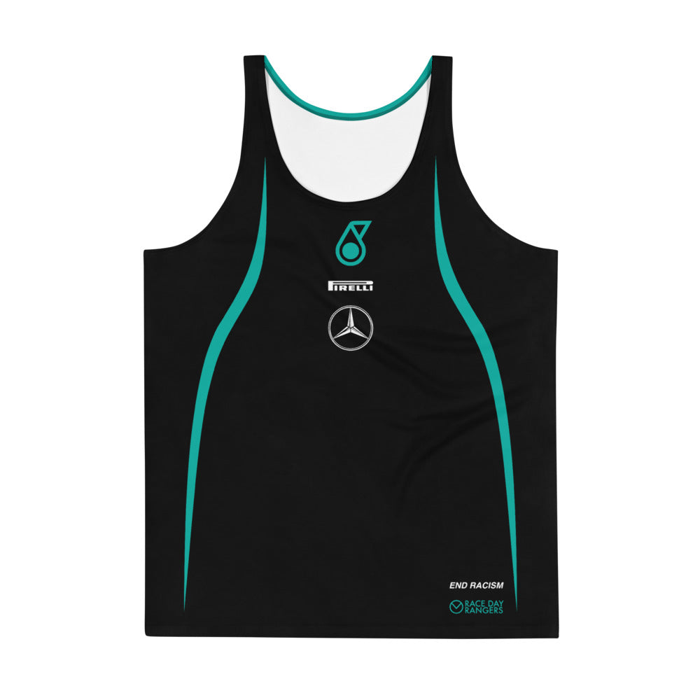 Petronas Racing Men's Performance Running Tank