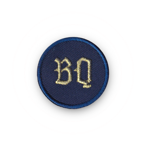 Boston Marathon Qualifier (BQ) Merit Badge Patch for Runners