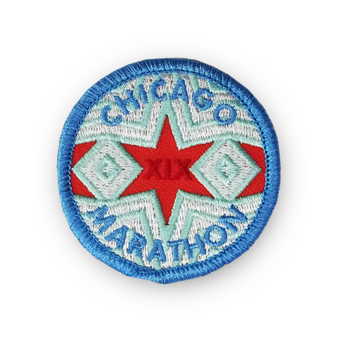 Chicago Marathon 2019 Commemorative Race Day Patch