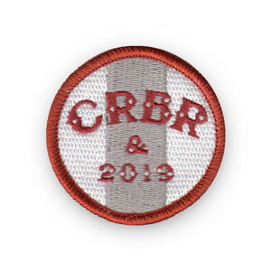 Cooper River Bridge Run CRBR 2019 Commemorative Race Day Patch