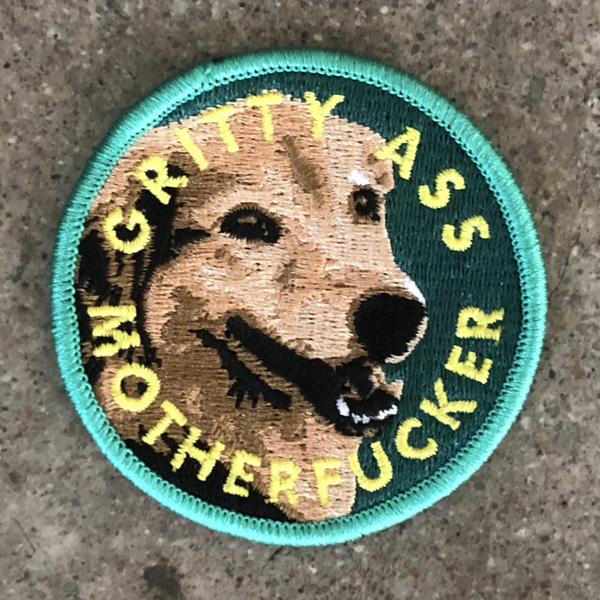 "Gritty 2.5"" Commemorative Special Edition Owen Patch"