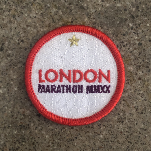 London Marathon 2020 Commemorative Race Day Patch