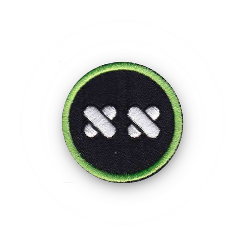 Nipple Chafing Merit Badge Patch for Runners