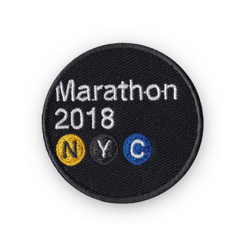 New York City NYC Marathon 2018 Commemorative Race Day Patch