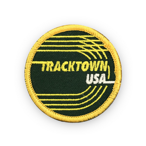 "Tracktown USA 2"" Race Day Patch"
