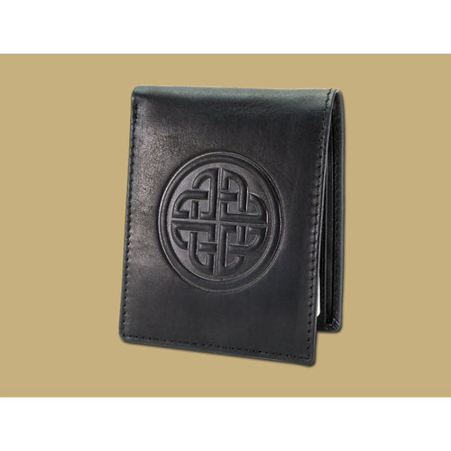 Lee River Leather Conan Wallet - Irish Made