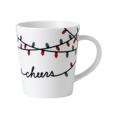 Waterford Ellen DeGeneres 2020 ED Cheers Mug