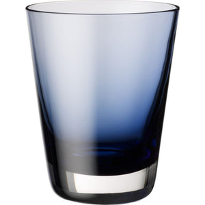 Villeroy & Boch Colour Concept Tumbler Glass Midnight Blue