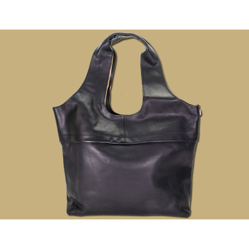Lee River Leather Shopper Bag - Irish Made