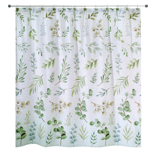 Avanti Linens Ombre Shower Curtain - Multicolor