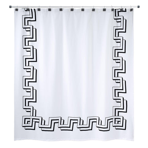 Avanti Linens Gramercy Shower Curtain - Multicolor