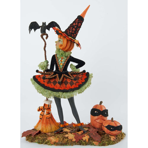 Katherine's Collection 2021 Witch Figurine