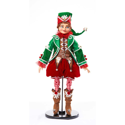 Katherine's Collection Snap Doll, 24 inches